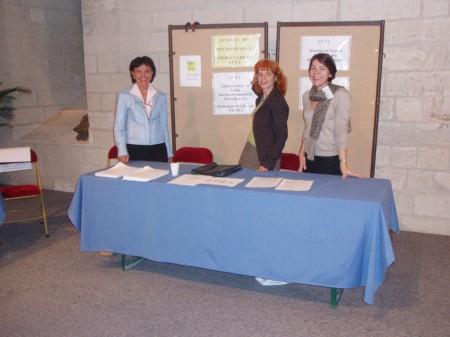 Le Spel au forum des psychologues - Avignon - Novembre 2006